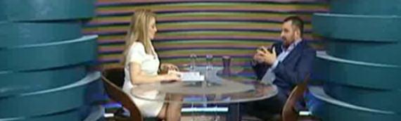 """Παρουσίαση στην εκπομπή """"Δια… γνώσης"""" στο STAR κεντρικής Ελλάδας!"""